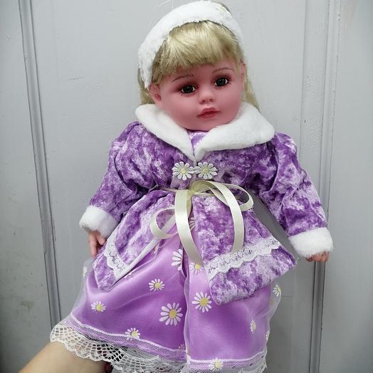 Говорящая кукла Соня
