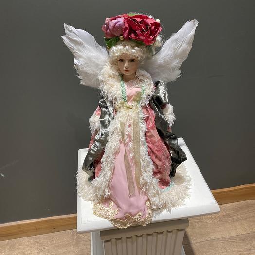 Кукла фарфор коллекционная