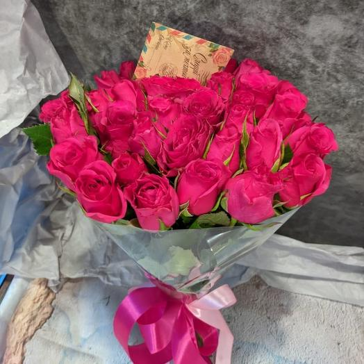Rose 25 pcs