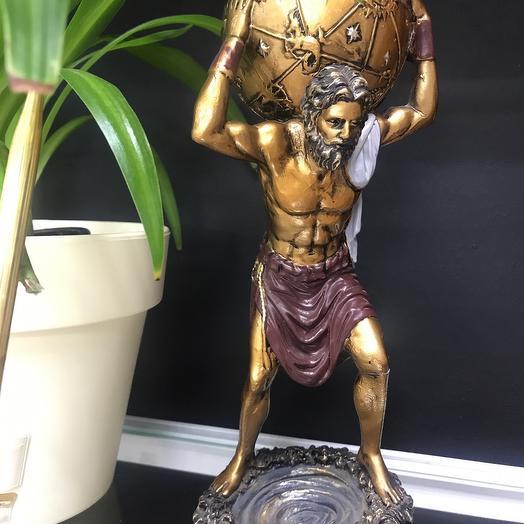Атлант фигура декоративная