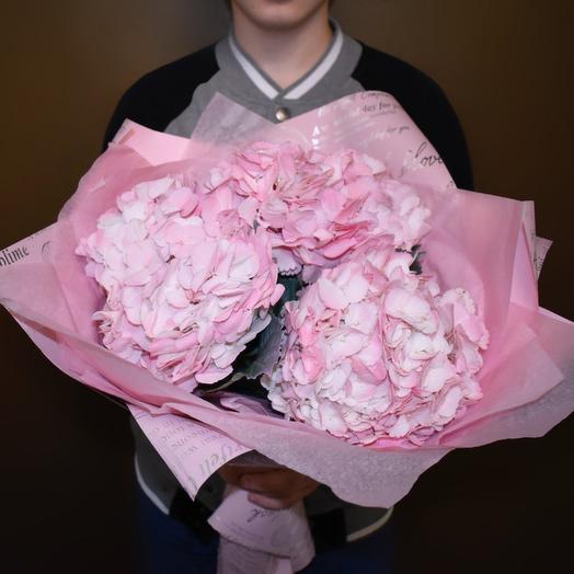 Розовая пенка