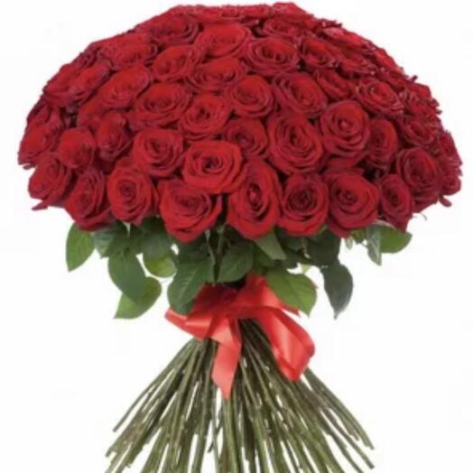 Букет из любимых Красных роз