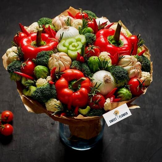 Букет овощи-микс