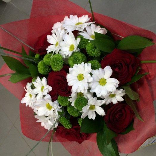 Без слов: букеты цветов на заказ Flowwow