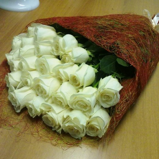 Букет 29 роз: букеты цветов на заказ Flowwow
