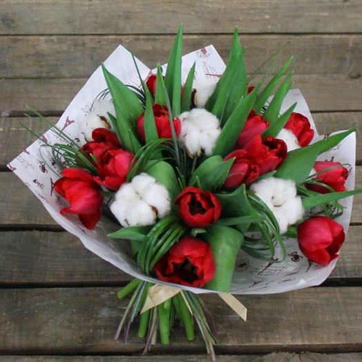 """Букет """"Капельки весны"""": букеты цветов на заказ Flowwow"""