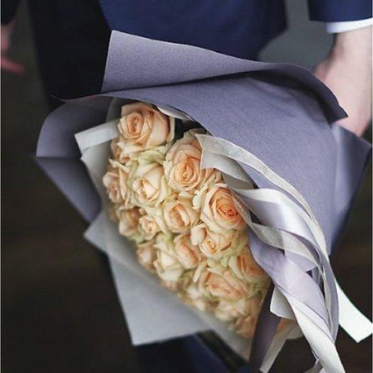 "Букет "" Солнечный"": букеты цветов на заказ Flowwow"