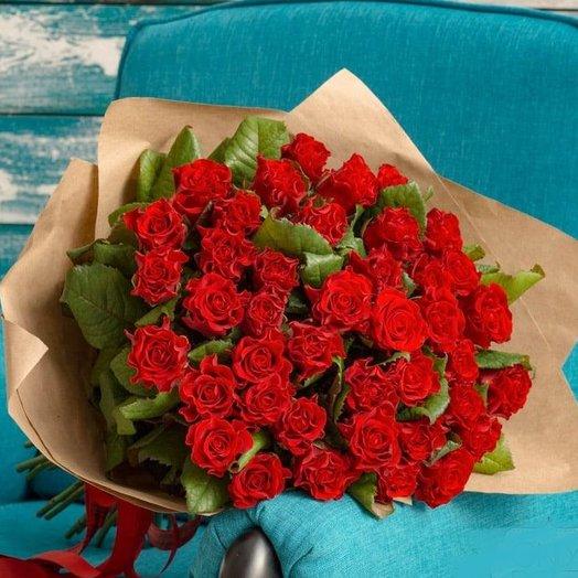 Роза Эль Тора: букеты цветов на заказ Flowwow