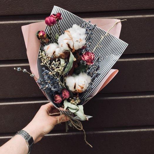 Интерьерный букетик: букеты цветов на заказ Flowwow