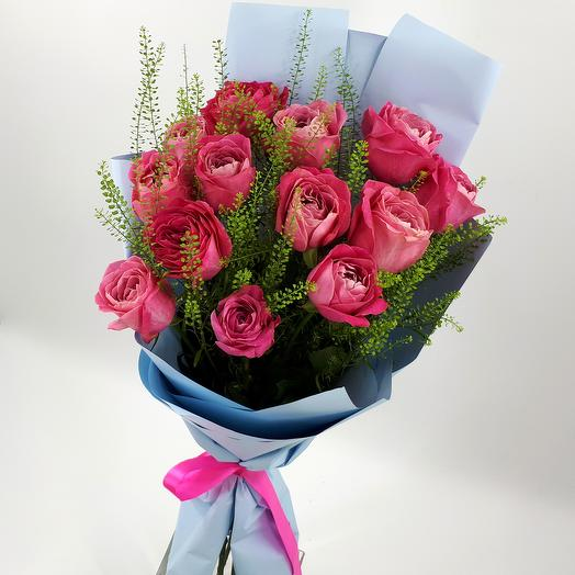 Катрин: букеты цветов на заказ Flowwow