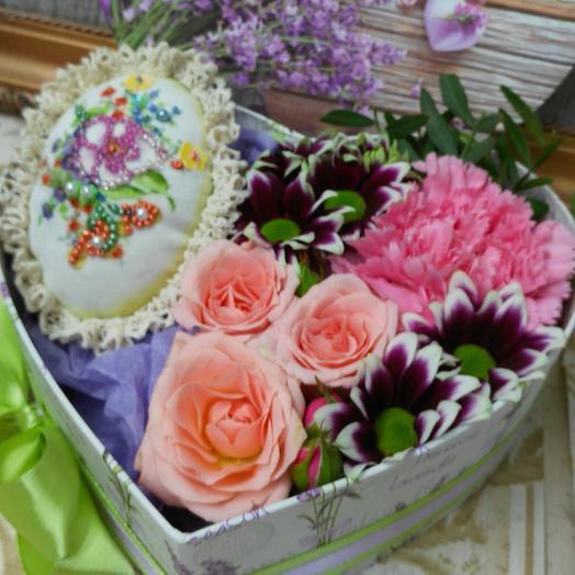 Велюрик: букеты цветов на заказ Flowwow