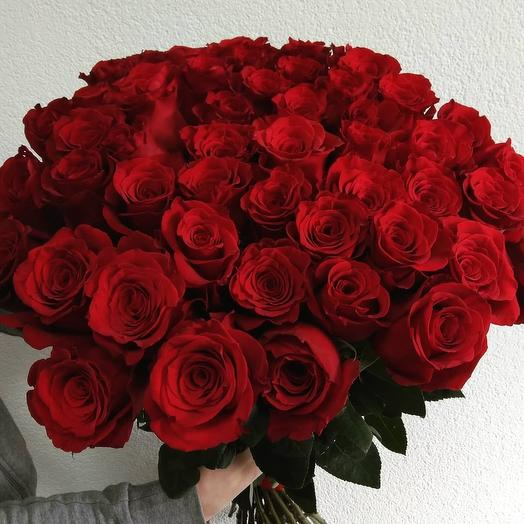 Букет из роз 25 штук: букеты цветов на заказ Flowwow