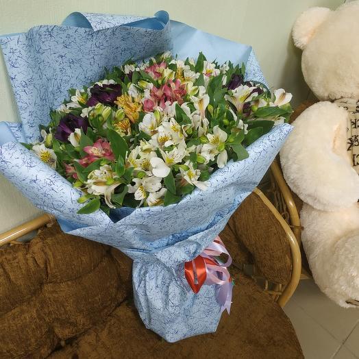 51 веточка: букеты цветов на заказ Flowwow