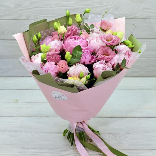 Букет Восторг: букеты цветов на заказ Flowwow