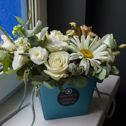 Романтика летнего вечера: букеты цветов на заказ Flowwow