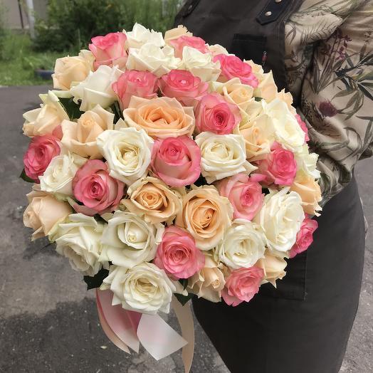 Вау😍: букеты цветов на заказ Flowwow