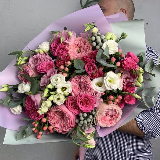 Авторский букет N5: букеты цветов на заказ Flowwow