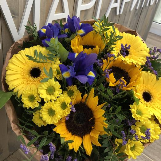 Джаз: букеты цветов на заказ Flowwow