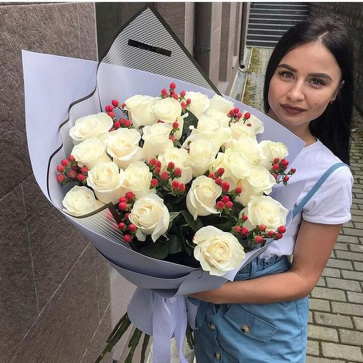 «Королева Марго»: букеты цветов на заказ Flowwow