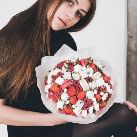 Food-букет 16: букеты цветов на заказ Flowwow
