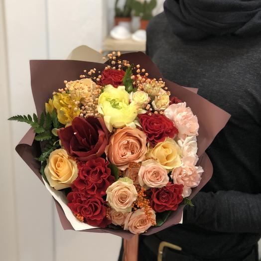 Череда: букеты цветов на заказ Flowwow