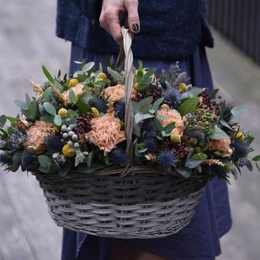Корзина, дерзости: букеты цветов на заказ Flowwow