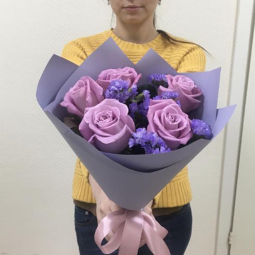 Цветочная лагуна: букеты цветов на заказ Flowwow