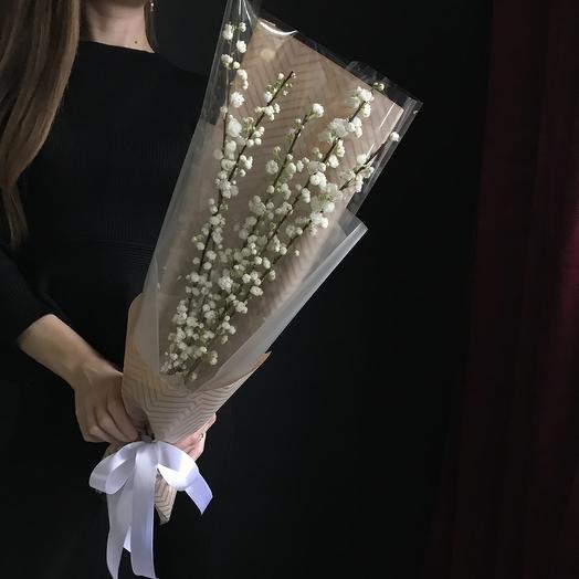 Букетик весны: букеты цветов на заказ Flowwow