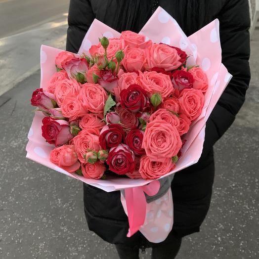 Для Любимой 11: букеты цветов на заказ Flowwow