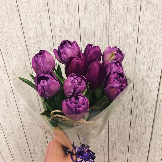 7 тюльпанов любимой