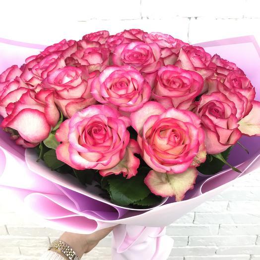Море любви💕️🌸: букеты цветов на заказ Flowwow