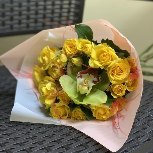Sunday: букеты цветов на заказ Flowwow