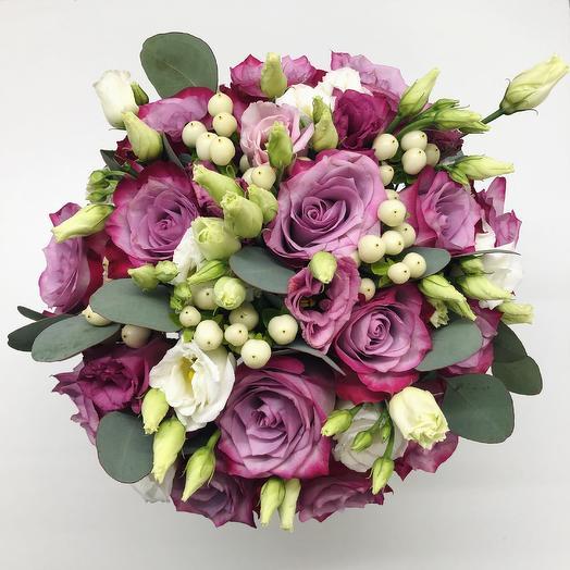 В созвездии Девы: букеты цветов на заказ Flowwow