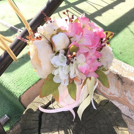 Уютный дом 1: букеты цветов на заказ Flowwow