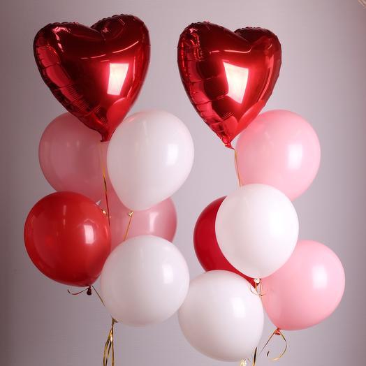 Сет из шариков «Любимой»