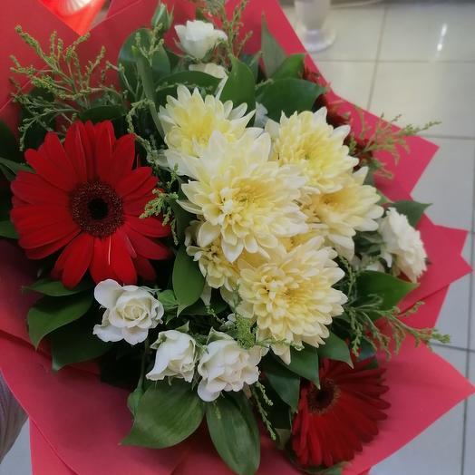 Bouquet of sentiments