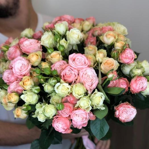 25 причин тебя любить: букеты цветов на заказ Flowwow