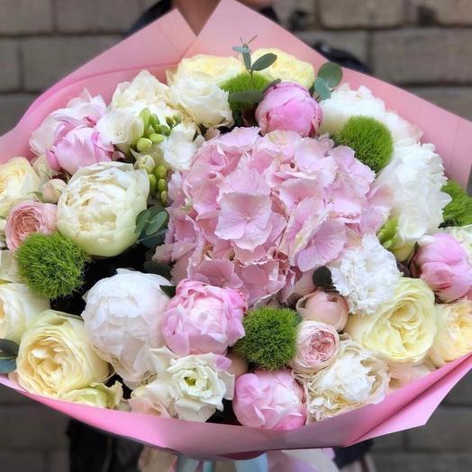 """Букет цветов """"Для особенной"""""""