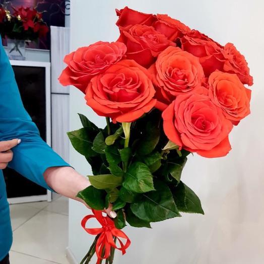 Роза Нина 11 шт