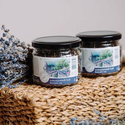 Лавандовый чай, Краснополянская косметика, 50 гр