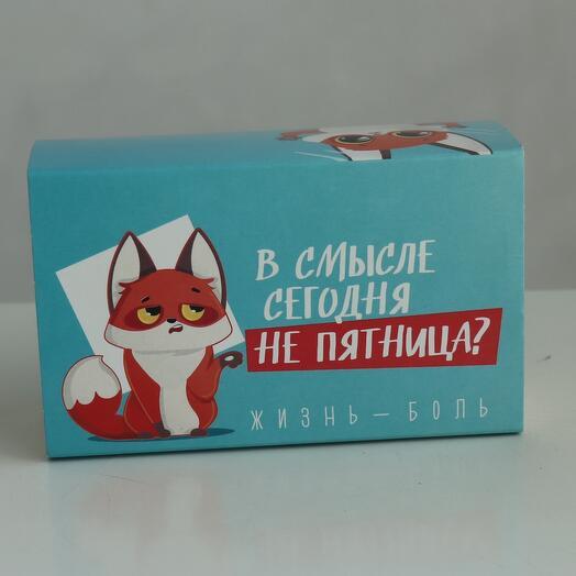 Носки в подарочной коробке