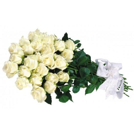 Букет 27 роз: букеты цветов на заказ Flowwow