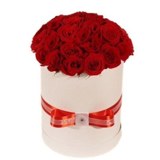 Букет Презент (25 роз)