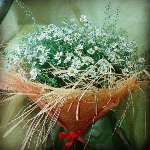 Привет ромашки: букеты цветов на заказ Flowwow