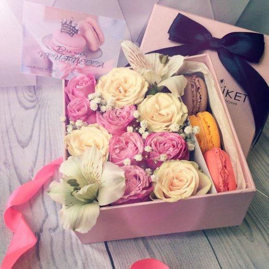 Прекрасное далёко: букеты цветов на заказ Flowwow