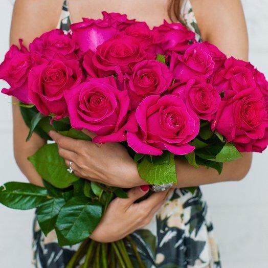 25 крупных импортных роз Pink floyd