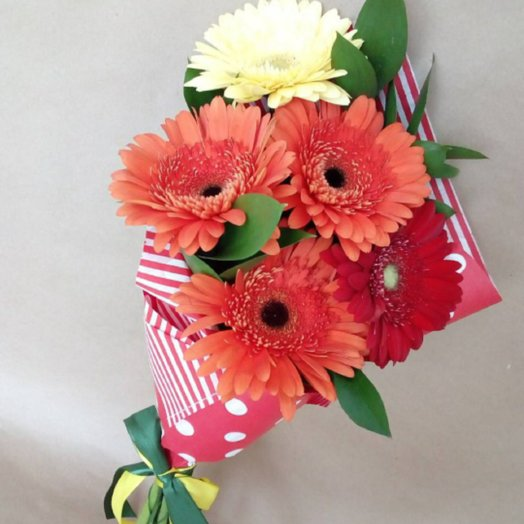 Сборный букет 11: букеты цветов на заказ Flowwow