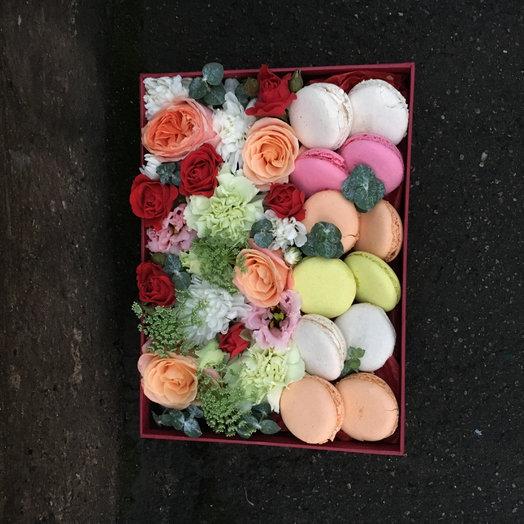 Яркие печеньки: букеты цветов на заказ Flowwow