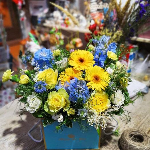 Маленькая пятница : букеты цветов на заказ Flowwow