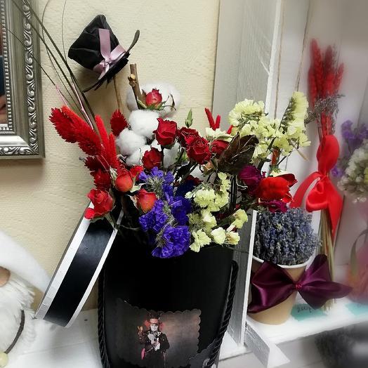 Шляпник: букеты цветов на заказ Flowwow